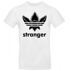 T-shirt - Demogorgon design 80's inspirerad av Stranger things