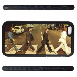 Iphone 7 skal med Beatles Abbey Road bild tryck
