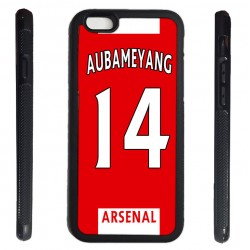 iPhone 7 / 8 skal Aubameyang gummiskal Arsenal