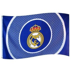 Real madrid Flagga 1902