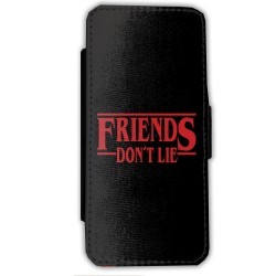 Samsung S9 Plånbok fodral Stranger Things Friends don't lie